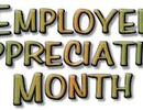 Employee Appreciation Month